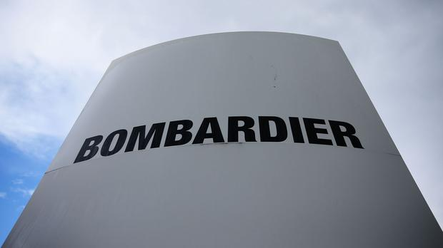 Bombardier employs around 4,000 workers in the North, with teams here building the wings of the C Series planes, and part of the fuselage