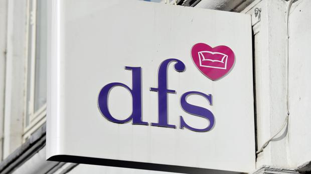 DFS has bought stores and assets from failed retailer Multiyork Furniture for £1.2 million