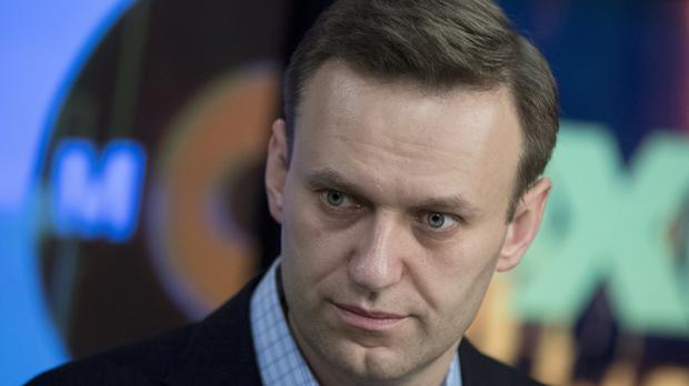 Russian opposition leader Alexei Navalny (AP Photo/Pavel Golovkin)