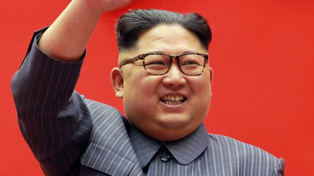 North Korean leader Kim Jong Un (Korean Central News Agency/Korea News Service via AP)