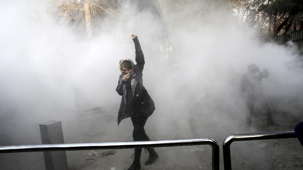 Protests have been held across Iran (AP)