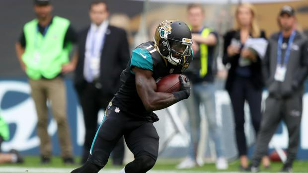 The Jaguars will take on the Buffalo Bills in Sunday's game