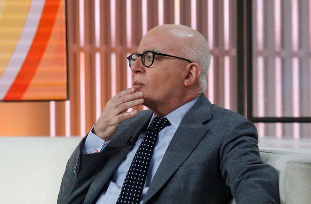 Michael Wolff: The sharp tongued author has previously written books on Rupert Murdoch and other big 'money guys'. Photo: Reuters
