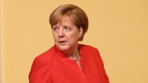 Angela Merkel is looking to form a coalition