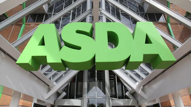Asda has cut 28 jobs in its property team (Chris Radburn/PA)