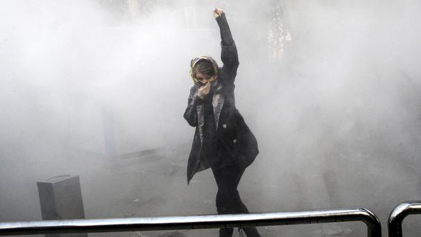 At least 21 people have been killed in the unrest surrounding the protests (AP)