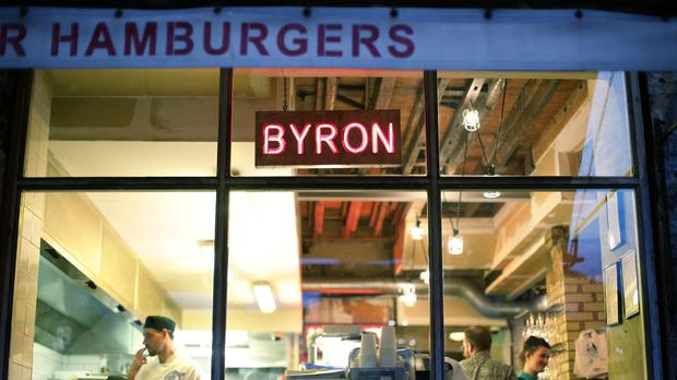 Byron has put 20 restaurants at risk of closure as part of a proposed restructuring package (Yui Mok/PA)