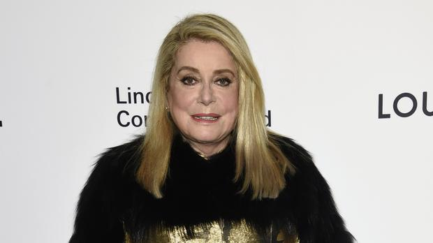 Catherine Deneuve has come under fire over her comments about sexual misconduct (Photo by Evan Agostini/Invision/AP, File)
