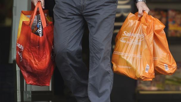 Sainsbury's chalked up its best ever sales over the festive period (PA)