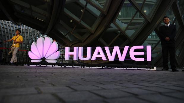 The court ruled in Huawei's favour over two patents involving fourth-generation phone technology (Mark Schiefelbein/AP)