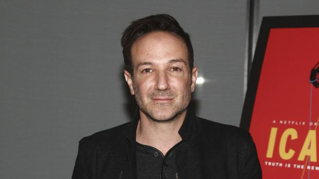 Director Bryan Fogel (Andy Kropa/Invision/AP)