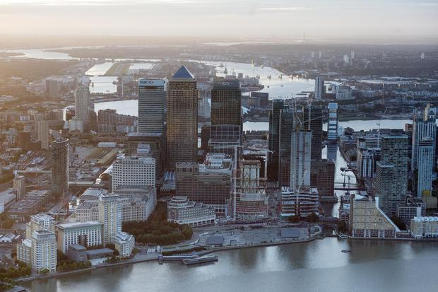 Around 10,000 finance jobs will be shifted out of Britain or created overseas in the next few years if the country is denied access to Europe's single market, according to a Reuters survey of firms employing the bulk of international finance staff. Photo: PA