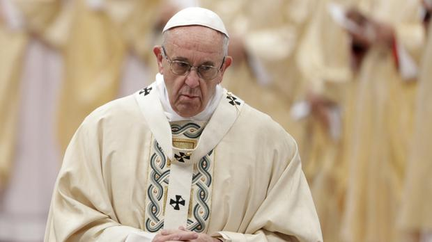 Pope Francis will visit Chile next week (AP)