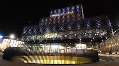 Carillion was responsible for many construction projects including the Library of Birmingham which opened in 2013 (Joe Giddens/PA)