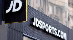 JD Sports has upped its profit outlook for the second time in four months after strong second-half trading, including Christmas (Nick Ansell/PA)
