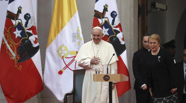 Pope begs forgiveness over 'irreparable damage' caused by church sex abuse