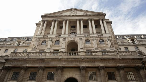 Bank of England rates report