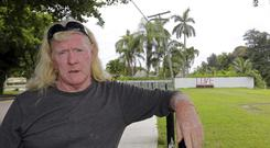 "Mickey Munday was a pilot during Miami's ""cocaine cowboys"" era (AP)"