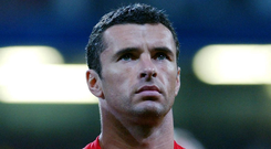 Gary Speed died in 2011. Photo: PA