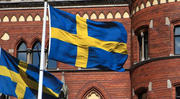Sweden is preparing to reissue a public information manual on what to do in the event of war (stock picture)