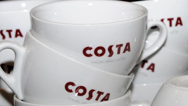 Strong quarter for Costa owner despite