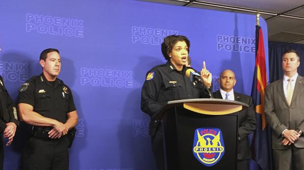Police revealing details of the case against Cleophus Cooksey (Terry Tang/AP)