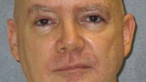 Anthony Allen Shore. Shore was convicted of killing a young woman and confessed to three more strangling deaths (Texas Department of Criminal Justice/AP)