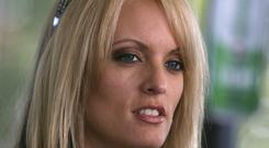Adult film star Stormy Daniels (Arely D. Castillo/AP)
