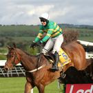 A picture of a jockey, as betting firm shares fell on Monday (PA)
