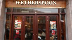 A Wetherspoon's pub (PA)