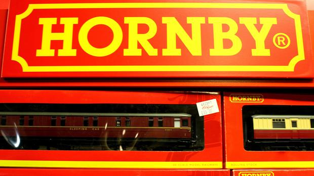 Hornby sales hit the buffers over Christmas (PA)