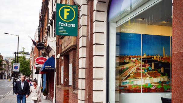 Foxtons earnings plunge amid 'challenging' London property market