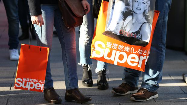 Super pay day for Superdry boss (Steven Paston/PA)