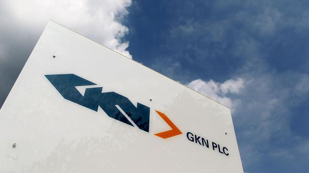 GKN forced to clarify pensions shortfall
