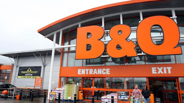BandQ is axing hundreds of jobs (Paul Faith/PA)