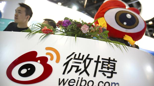 Sina Weibo is the world's biggest microblogging site (AP)