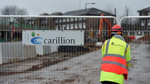Some 919 workers at Carillion have had their jobs protected. (Joe Giddens/PA)
