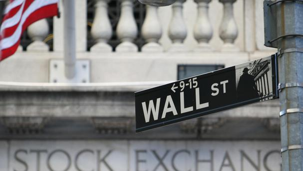 Poor figures on Friday made it a bruising week on Wall Street (Martin Keene/PA)