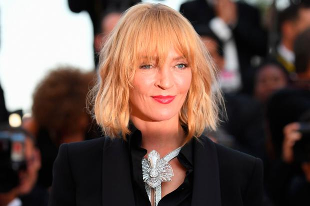 Accusations: Uma Thurman. Photo: Getty Images