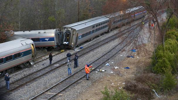 Train Crash South Carolina