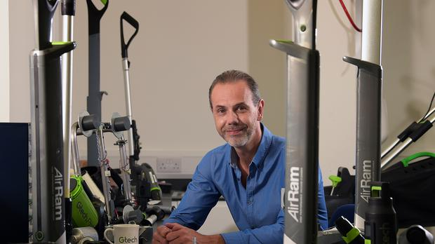 Nick Grey, inventor and founder of Gtech.