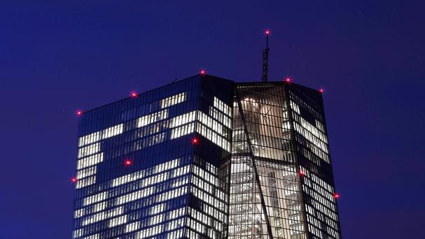 The ECB warned that the US cut could lead to other countries following suit in order to compete (AP)
