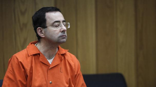 Larry Nassar will spend the rest of his life in jail (AP)