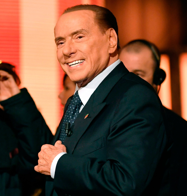 Comments: Silvio Berlusconi