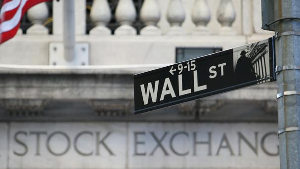 The Dow gained 330.44 points, or 1.4%, to 24190.90 (Martin Keene/PA)