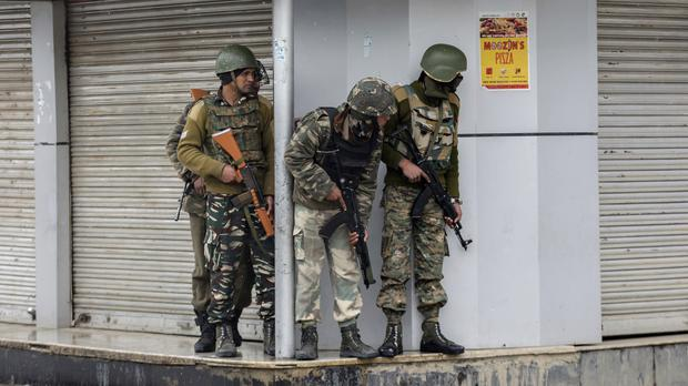 India Kashmir Attack