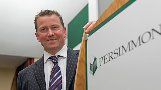 Jeff Fairburn, Persimmon's chief executive (PA).