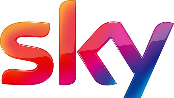 A picture of Sky's logo (PA)