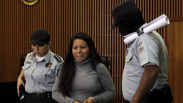 File photo of Teodora Vasquez (Salvador Melendez/AP)