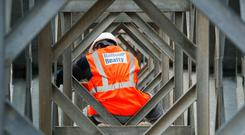 Balfour Beatty has gained a major US contract through a joint venture (PA)